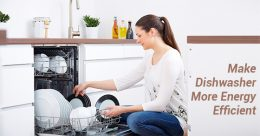 Make Dishwasher More Energy Efficient