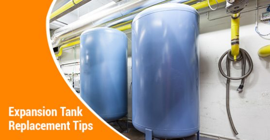 Expansion Tank Replacement Tips