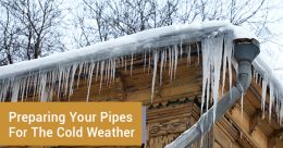 Preparing Your Pipes For The Cold Weather